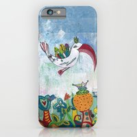 Bird of Possibility iPhone 6 Slim Case