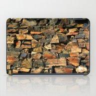 Sandstone Wall iPad Case