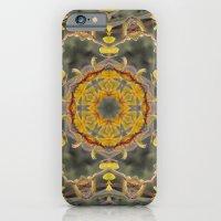 Kangaroo Paw Kaleidoscop… iPhone 6 Slim Case