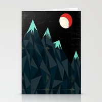 Night On Bald Mountain -… Stationery Cards
