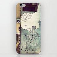 Screaming Trees iPhone & iPod Skin