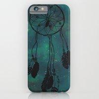 Dreamcatcher (teal) iPhone 6 Slim Case