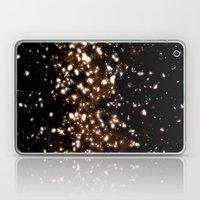 GOLD RAIN Or DUST TO DUS… Laptop & iPad Skin