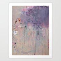 Abstract 136 Art Print