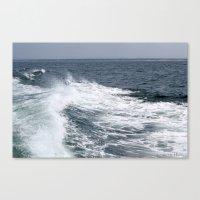 Boat Ride Canvas Print