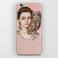 The most comfortable moment  By Davy Wong iPhone & iPod Skin