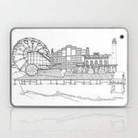 The Jersey Shore By The … Laptop & iPad Skin