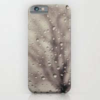 iPhone & iPod Case featuring Rain  by Laura Ruth