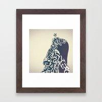 Bonebreathing U Framed Art Print