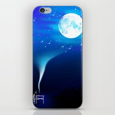 I guess that's why they called it the Blues iPhone & iPod Skin