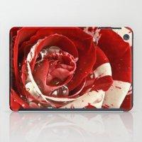 Velvet Ripple Rose iPad Case
