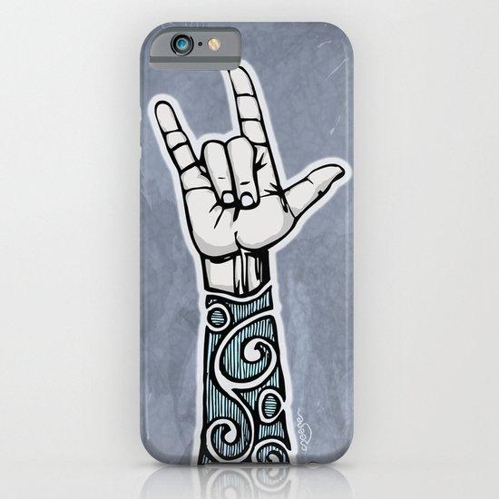 Double Rock Sleeve iPhone & iPod Case