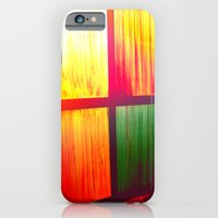 Stain Glass iPhone 6 Slim Case