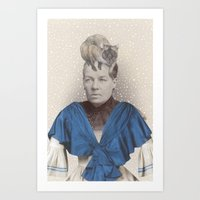 Salvaged Relatives (05) Art Print