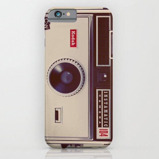 Instamatic iPhone & iPod Case