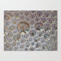 Bubbles 2016 I Canvas Print
