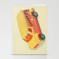 Magic Circus Stationery Cards