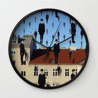 Golconde Wall Clock