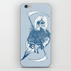 killer beard brah! iPhone & iPod Skin