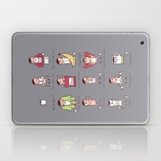 Just one more cup Laptop & iPad Skin