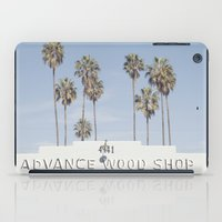 York BLVD | Highland Park | Los Angeles iPad Case
