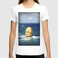 T-shirt featuring Limestone Rock by Chris' Landscape Images & Designs