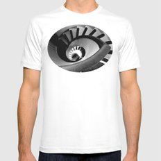 Guardian SMALL White Mens Fitted Tee
