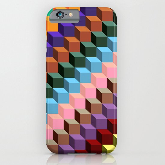 Up and Down iPhone & iPod Case