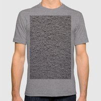 Crunch Mens Fitted Tee Athletic Grey SMALL