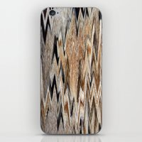 Wild Zigzag Print iPhone & iPod Skin