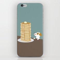 Hungry Dog  iPhone & iPod Skin