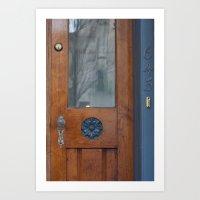 Doors 2 Art Print