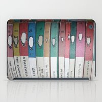 Honesty Is The First Cha… iPad Case