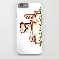 iPhone & iPod Case featuring Bread Winner by Bubblesquat