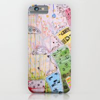 iPhone & iPod Case featuring Rainy Day by Laura May Taylor