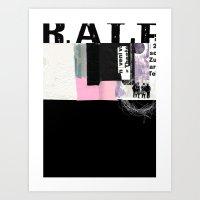 ROUGHKut#042516 Art Print