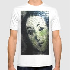 VENUS IN COINS2 Mens Fitted Tee White SMALL