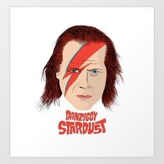 Danziggy Stardust Art Print