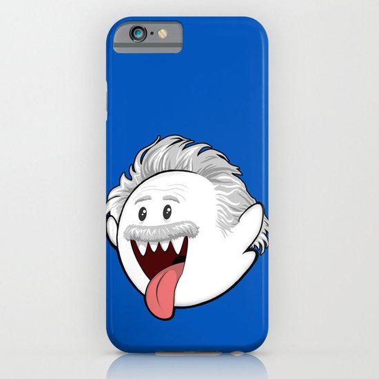 Boo Einstein iPhone & iPod Case