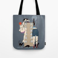 A Lady of a Certain Age Tote Bag