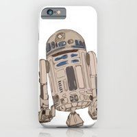 R2D2 iPhone 6 Slim Case