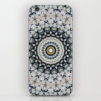 Just Because Nothingness iPhone & iPod Skin