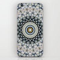 Just Because Nothingness Mandala iPhone & iPod Skin