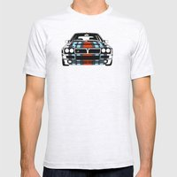 Delta Integrale Mens Fitted Tee Ash Grey SMALL