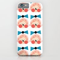iPhone & iPod Case featuring Rouva by Petra Wolff