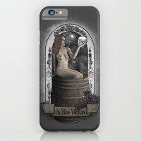 In Vino Veritas iPhone 6 Slim Case