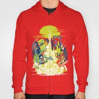 Smash! Zap!! Zooom!! - A… Hoody