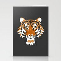 The prowler. Stationery Cards