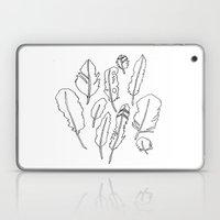 feather friends Laptop & iPad Skin
