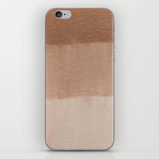 Dusty Rose Ombre iPhone & iPod Skin